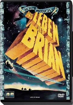 Das Leben des Brian - DVD-Cover